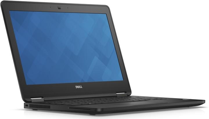 Dell Latitude 12 (E7270), černá