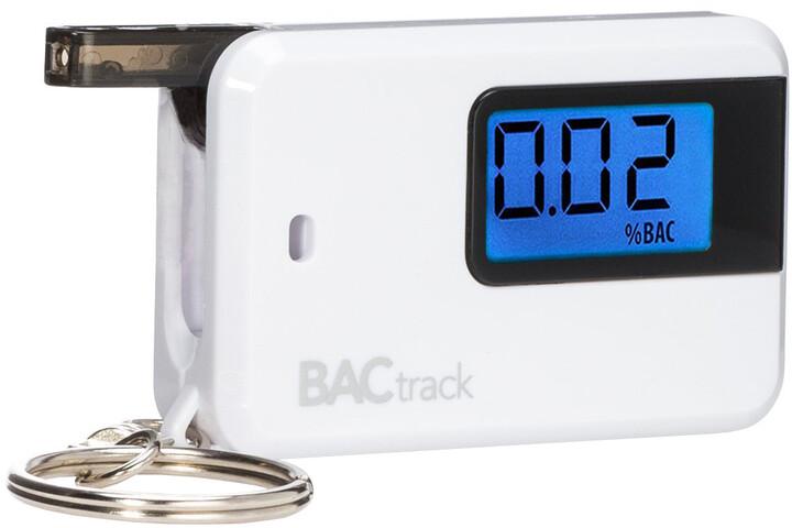 BACtrack Go BT-KC20, alkohol tester