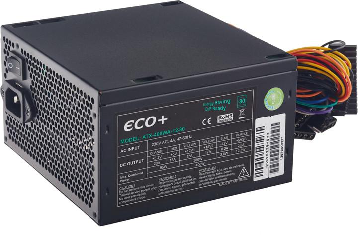 Eurocase ECO+85 - 400W