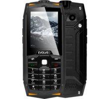 Evolveo StrongPhone Z3, Black - SGM SGP-Z3