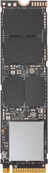 Intel SSD 760p, M.2 - 256GB