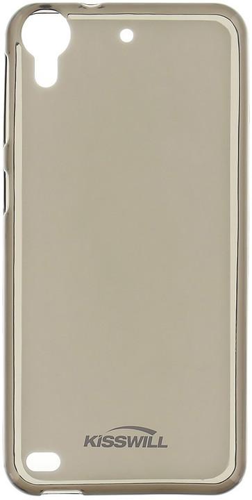 Kisswill TPU pouzdro pro HTC Desire 530, černá