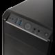 BITFENIX Nova TG, sklo, černá