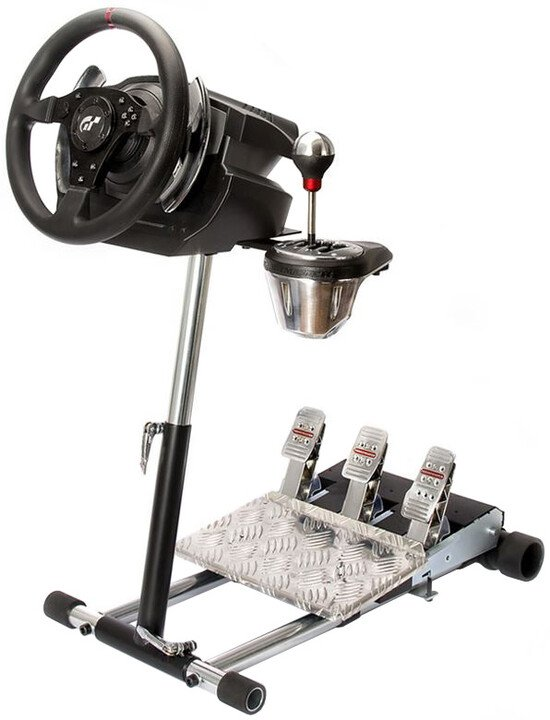 Wheel Stand Pro DELUXE V2 for Thrustmaster TS-PC / T-GT / TS-XW and T150 Pro Racing Wheels