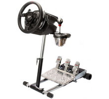 Wheel Stand Pro DELUXE V2 for Thrustmaster TS-PC / T-GT / TS-XW and T150 Pro Racing Wheels - 5907734782064