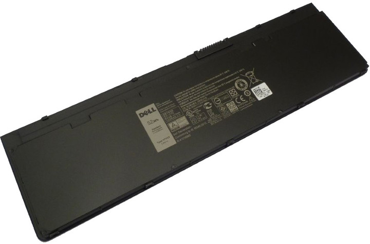 Dell Baterie 4-cell 52W/HR LI-ION pro Latitude E7450