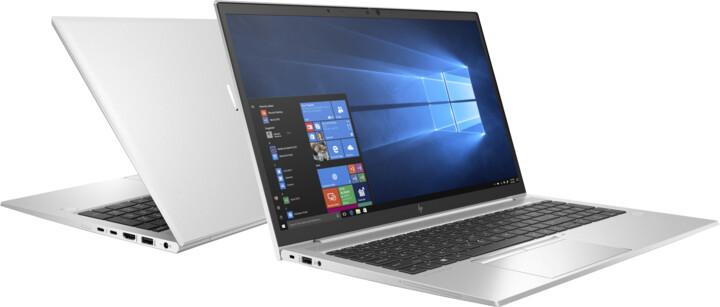 HP EliteBook 850 G7, stříbrná