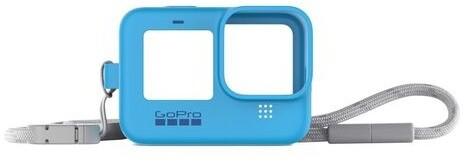 GoPro silikonové pouzdro Sleeve pro HERO9 Black, modrá