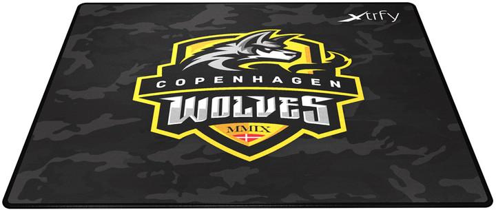 Xtrfy XTP1 Copenhagen Wolves Edition, L, látková