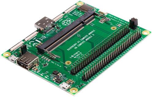 Raspberry Pi Compute module 3 I/O základní deska