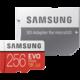 Samsung Micro SDXC EVO Plus 256GB UHS-I U3 + SD adaptér  + Voucher až na 3 měsíce HBO GO jako dárek (max 1 ks na objednávku)