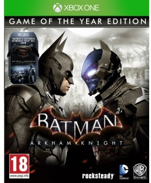 Batman: Arkham Knight - Game of the Year (Xbox ONE)