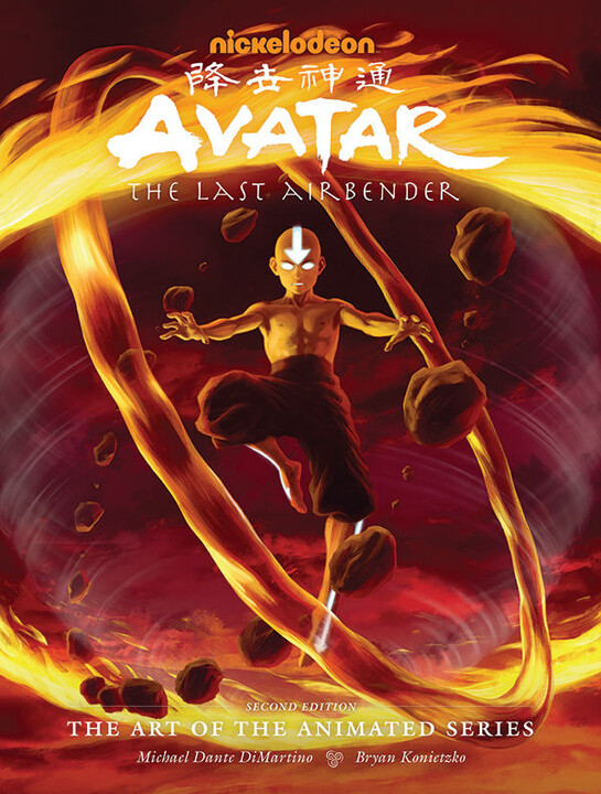 Kniha Avatar: The Last Airbender - The Art of the Animated Series