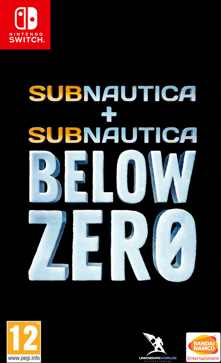 Subnautica: Below Zero + Subnautica (SWITCH)