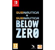 Subnautica: Below Zero + Subnautica