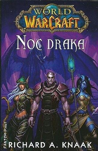 Kniha WarCraft: Noc draka