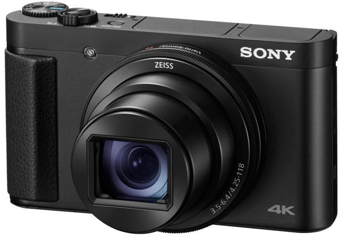 Sony Cybershot DSC-HX99, černá