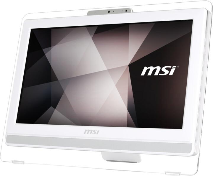 MSI Pro 22ET 6M-039XEU, bílá
