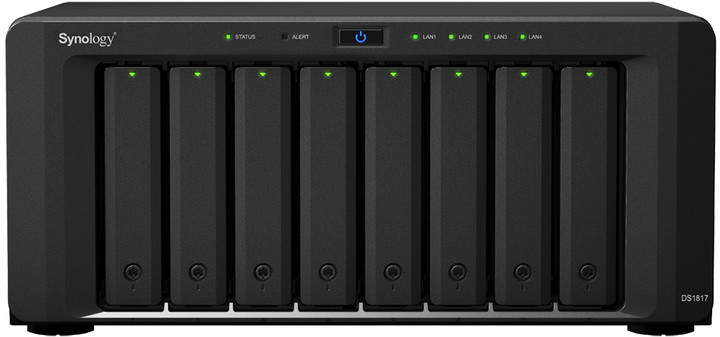 Synology DS1817 DiskStation