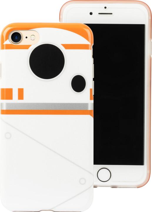 Tribe Star Wars BB-8 pouzdro pro iPhone 6/6s/7 - Bílé
