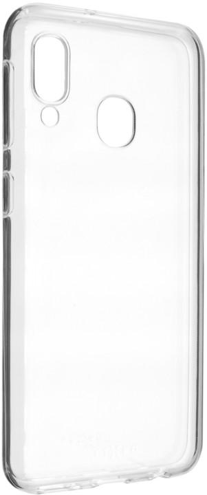 FIXED TPU gelové pouzdro pro Samsung Galaxy A20e, čiré