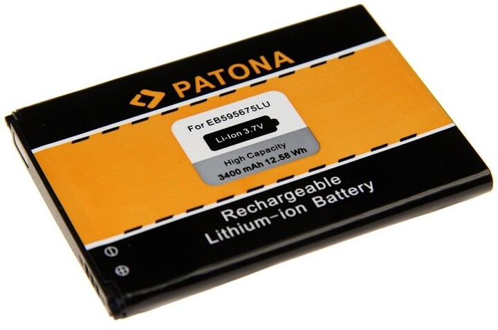 Patona baterie pro Samsung EB595675LU 3400mAh 3,7V Li-Ion