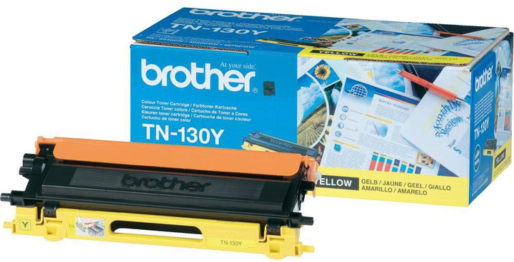 Brother TN-130Y, yellow