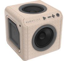 AudioCube Portable Wood - Zánovní zboží