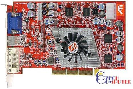 Sapphire Atlantis ATI Radeon 9800Pro 128MB