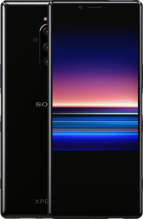Sony Xperia 1, 6GB/128GB, černá