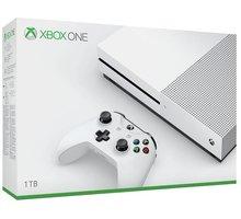 XBOX ONE S, 1TB, bílá - 234-00012