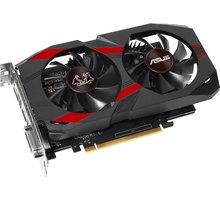 ASUS GeForce CERBERUS-GTX1050TI-A4G, 4GB GDDR5 - 90YV0A75-M0NA00