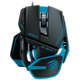 Mad Catz R.A.T. TE, černá/modrá  + Podložka pod myš CZC G-Vision Dark, L (v ceně 250 Kč)