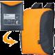 Lowepro SleevePack 13, oranžová/šedá  + Voucher až na 3 měsíce HBO GO jako dárek (max 1 ks na objednávku)