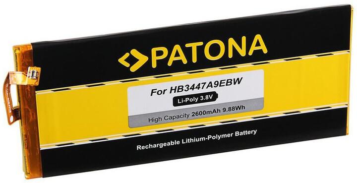 Patona baterie pro mobilní telefon Huawei P8 2600mAh 3,8V Li-Pol