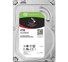 "Seagate IronWolf, 3,5"" - 4TB"