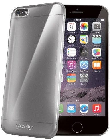 CELLY Gelskin pouzdro pro iPhone 6 PLUS, bezbarvé