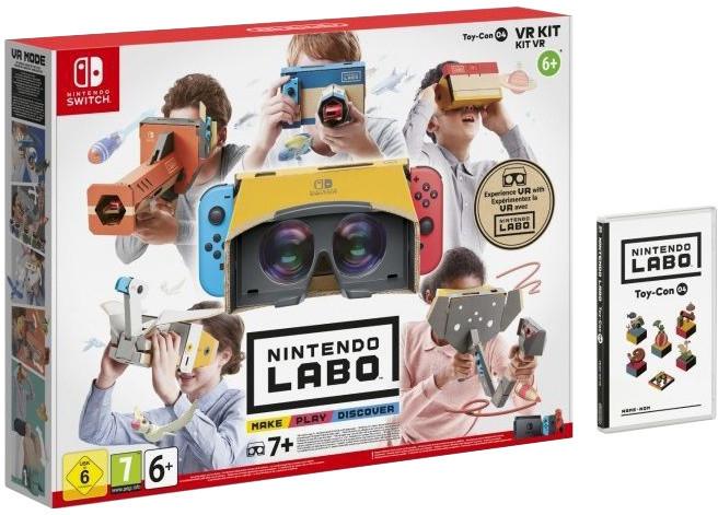 Nintendo Labo VR Kit (SWITCH)