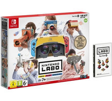 Nintendo Labo VR Kit (SWITCH) - NSS502