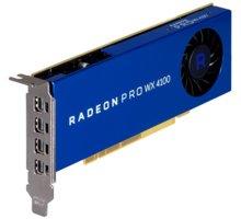 HP Radeon Pro WX4100, 4GB GDDR5 - Z0B15AA