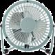 NEDIS mini ventilátor, stolní, USB, modrá