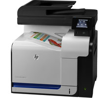 HP LaserJet Pro 500 Color MFP M570dn - CZ271A + Microsoft Office 365 pro jednotlivce 1 rok, bez médi