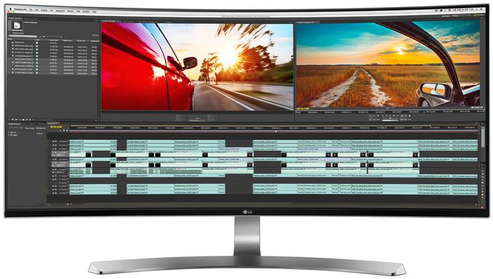 """LG 34UC98-W - LED monitor 34"""""""