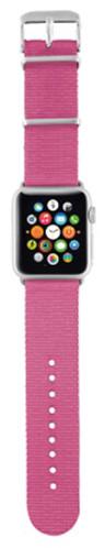 Trust náramek pro Apple Watch 38mm, růžová