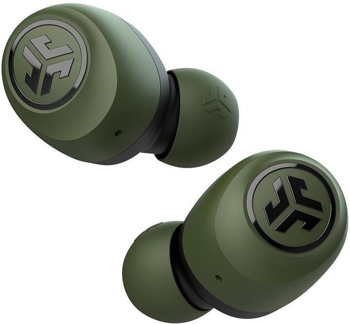 JLab Go Air, zelená