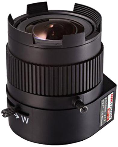 Hikvision TV2712D-MPIR, 2.7-12mm, F1.2-C, DC, D/N, 3 Mpix