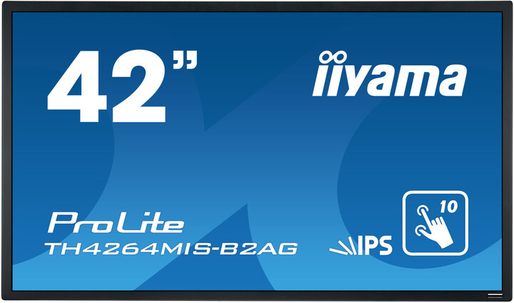 "iiyama ProLite TH4264MIS Touch - LED monitor 42"""