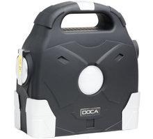 DOCA Powerbank 95000mAh černá - DG-600