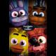 Plakát Five Nights At Freddys - Quad