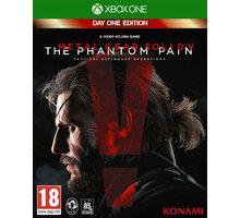 Metal Gear Solid V: The Phantom Pain (Xbox ONE) - 4012927111246